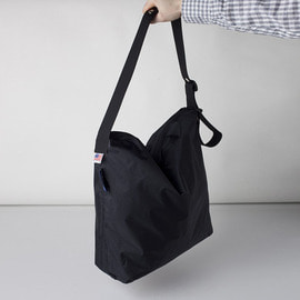 "[줄라이나인]JULY NINE_시퀄 색 블랙 SEQUEL SACK 18"" / BLACK (RESTOCK)"