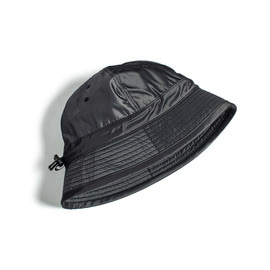 [언어펙티드]UNAFFECTED_4패널 버킷햇 차콜 FOUR PANEL BUCKETHAT / CHARCOAL