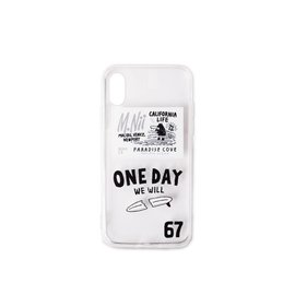 [엠니]M.Nii_M.Nii x ONELIFE With Bear One Day 67 Case Clear _ipone X/XS