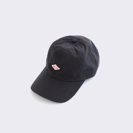 [단톤]DANTON_나일론 캡 JD-7144 NTF NYLON CAP BLACK