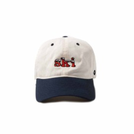 [빅웨이브]BIG WAVE_PENGUIN SKI NEEDLE CAP (IVORY/NAVY)