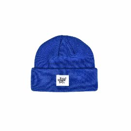 [컴팩트 레코드 바]KOMPAKT RECORD BAR_Every Damn Day Beanie - Blue
