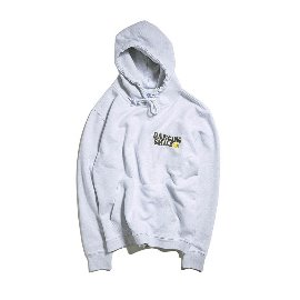 [빅웨이브]BIG WAVE_DANCING SMILE HOODY HIGH VER. (1% MELANGE)