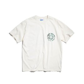 [빅웨이브]BIG WAVE_PEACE BEGINS TEE PART.2 (OFF WHITE)