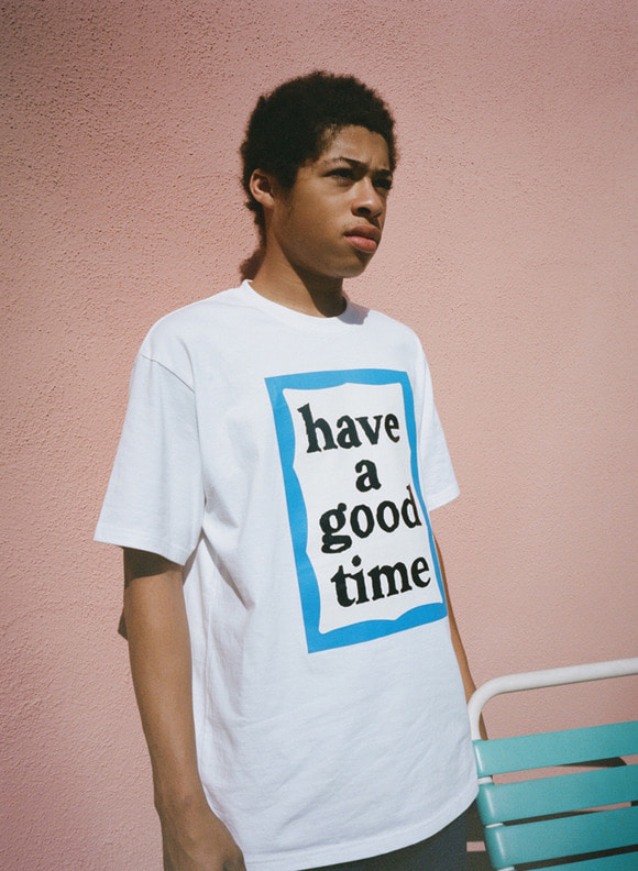 HAVR A GOOD TIME SS18 LOOKBOOK