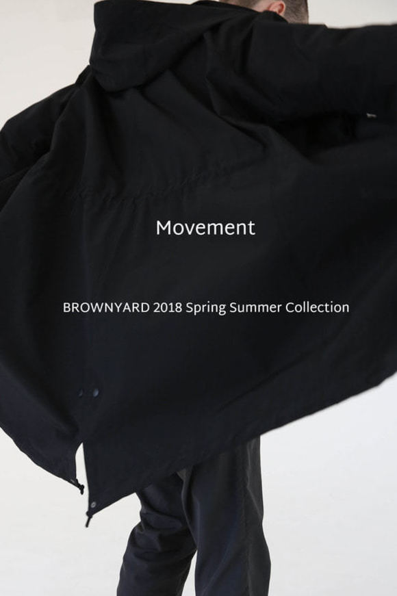 brownyard  LOOKBOOK