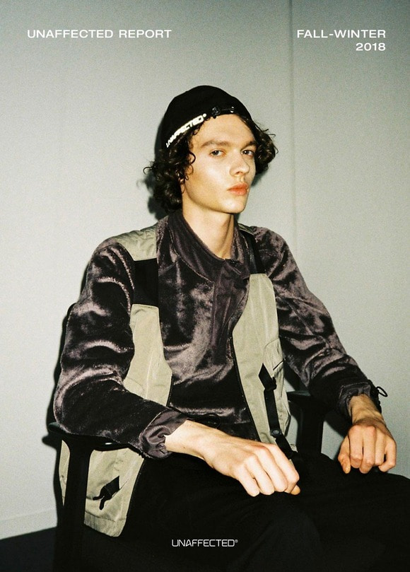 18FW UNAFFECTED LOOKBOOK